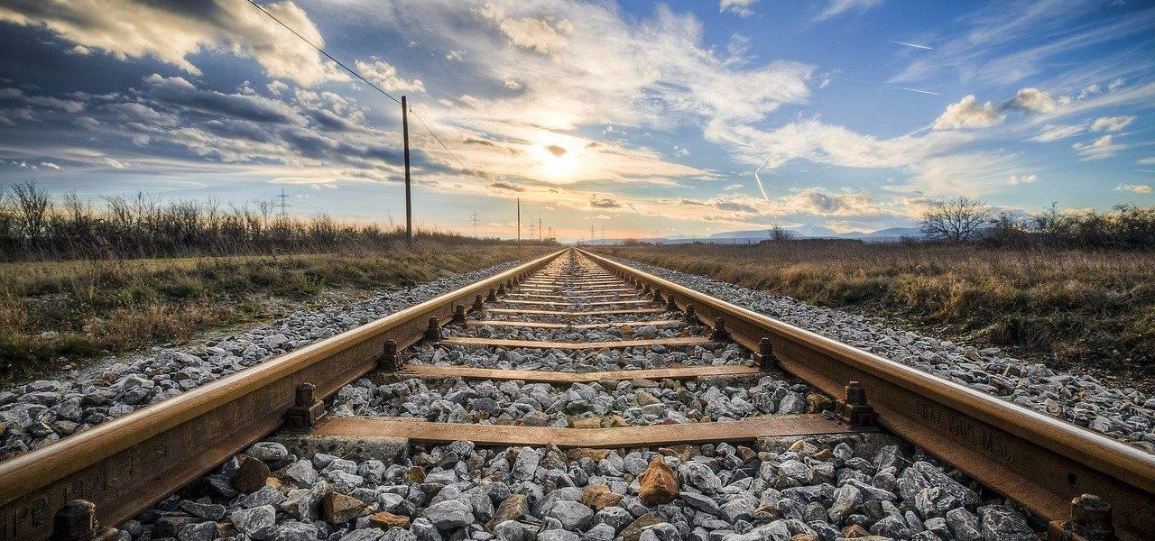 Gleise Rails Train Rust  - Fotoworkshop4You / Pixabay