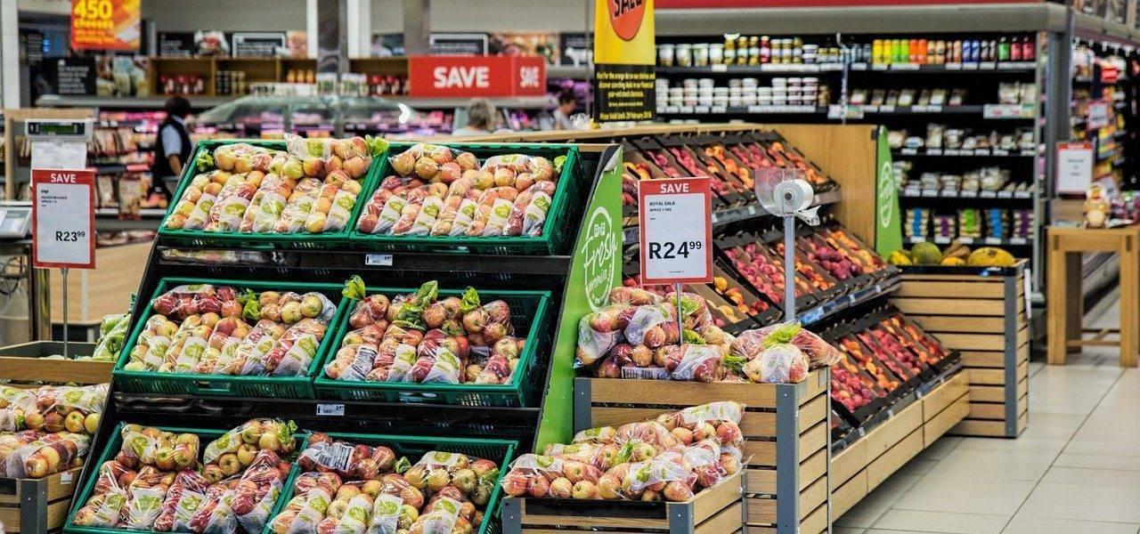 Shopping Supermarket Merchandising  - stevepb / Pixabay