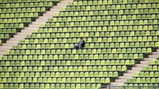 Stadium Person Man Seats Chairs  - wgbieber / Pixabay