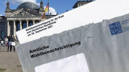 Federal Election Letter Document  - geralt / Pixabay
